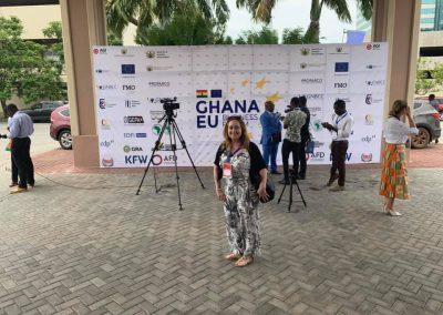 EU-Ghana üzleti konferencia