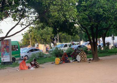 Ghánai utcakép1