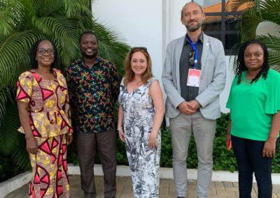 Nőkért Alapítvány Ghána