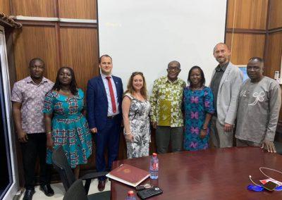 Szociális és Gyermekvédelmi Minisztérium Ghana