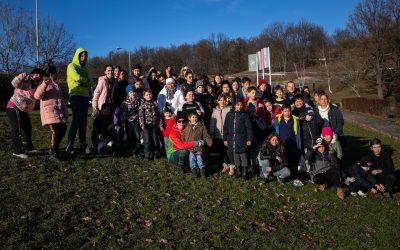 Tegyél Jót! – Karácsonyi bobozás Visegrádon