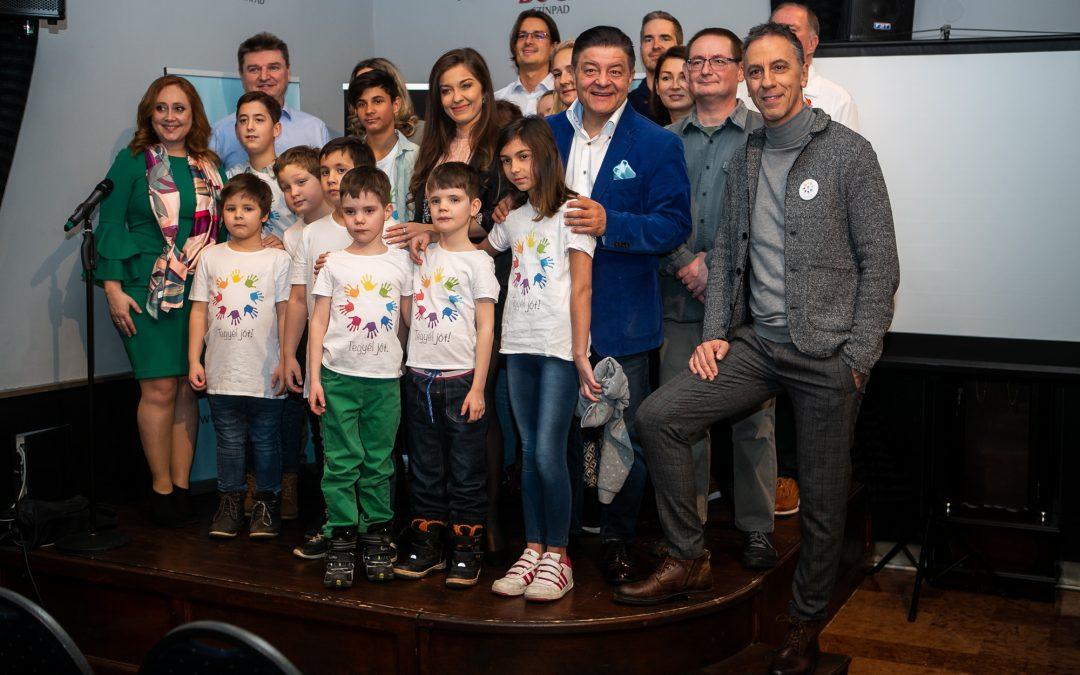 Állami gondoskodásban élő gyerekeknek szóló mentorprogram és nemzetközi együttműködés