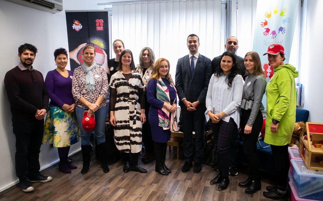 Vendégek Marokkóból: a TIBU Maroc látogatása Budapesten