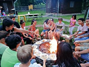 Tegyél jót tábor Diósjenőn