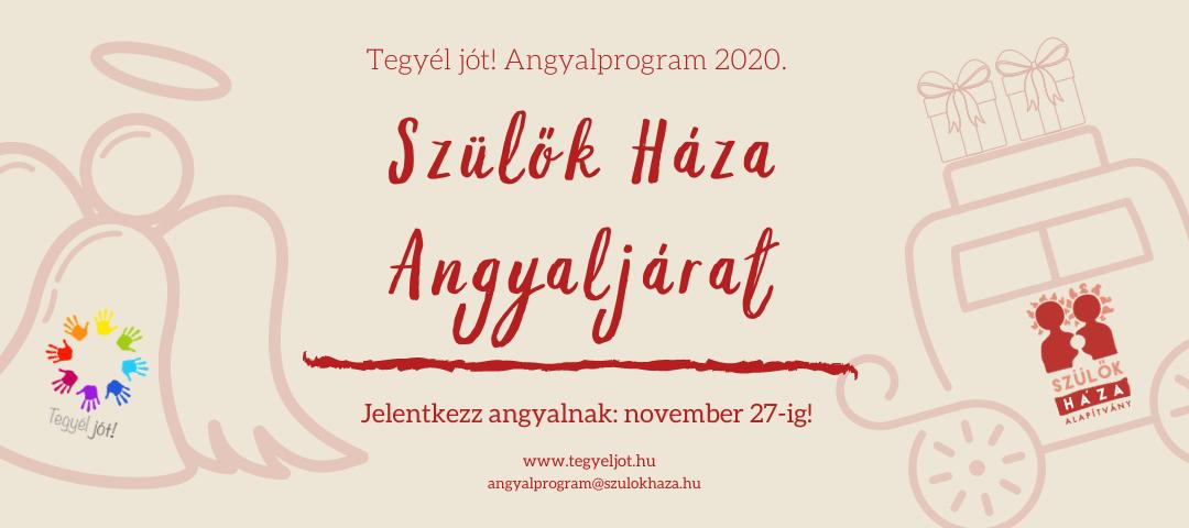Angyalprogram 2020.